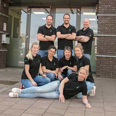 Fysiotherapie Klazienaveen Team